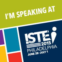 See you at #ISTE15!